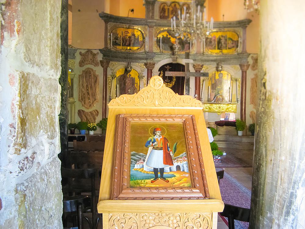 Εκκλησία των Αγίων Αποστόλων ΙΑΣΟΝΟΣ ΚΑΙ ΣΩΣΙΠΑΤΡΟΥ – Κέρκυρα   corfugreece.gr