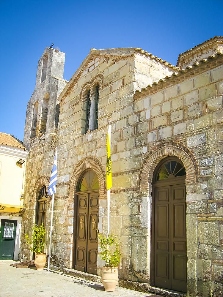 Εκκλησία των Αγίων Αποστόλων ΙΑΣΟΝΟΣ ΚΑΙ ΣΩΣΙΠΑΤΡΟΥ 3– Κέρκυρα | corfugreece.gr
