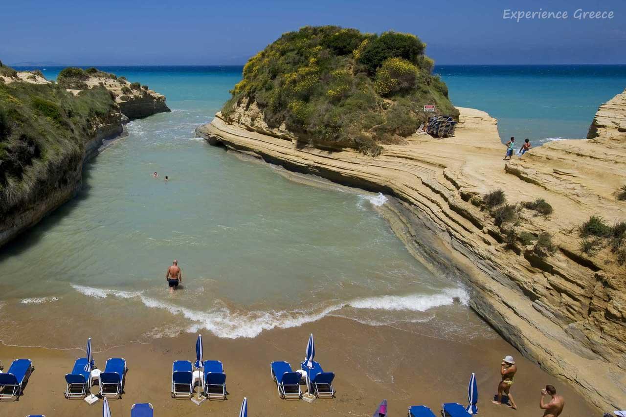 Canal d'amour5 Σιδάρι - Περουλάδες | corfugreece.gr