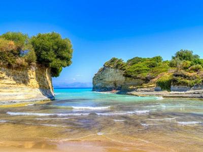 Canal d'amour Σιδάρι - Περουλάδες   corfugreece.gr
