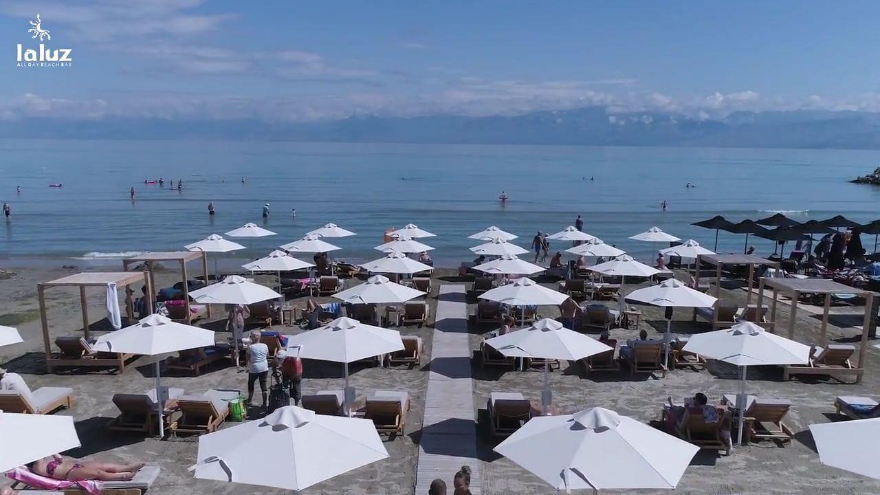 La Luz All Day Beach Bar2 Κέρκυρα   corfugreece.gr