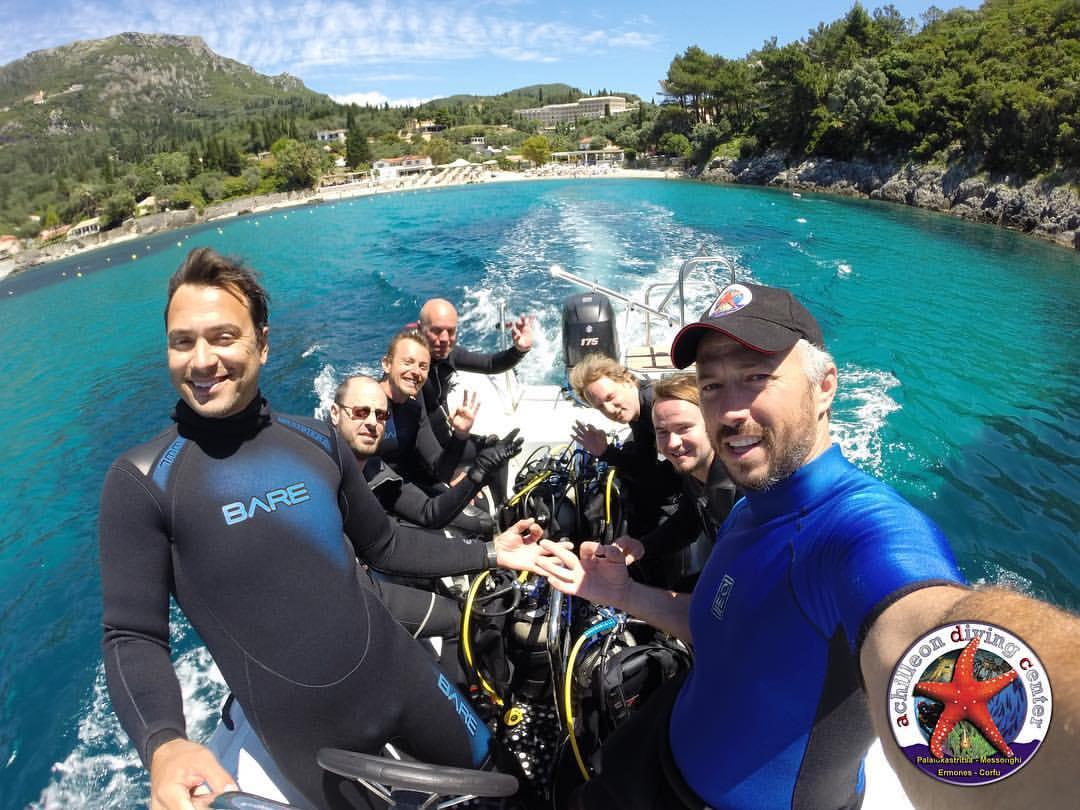 Achilleon Diving Center (3) Κέρκυρα | corfugreece.gr