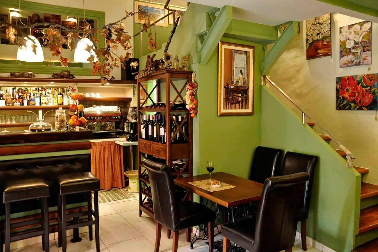 Athaus Cafe Wine bar Κέρκυρα | corfugreece.gr