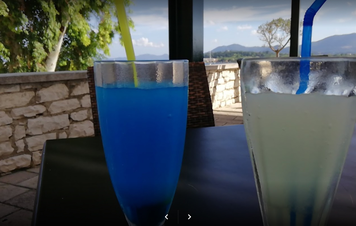 "Cafe and bar ""Paleo Frourio"" (1b) Κέρκυρα | corfugreece.gr"