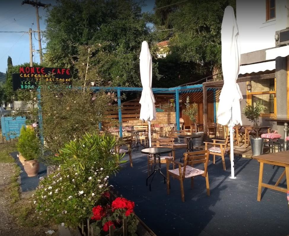 Monte Cafe Κέρκυρα | corfugreece.gr