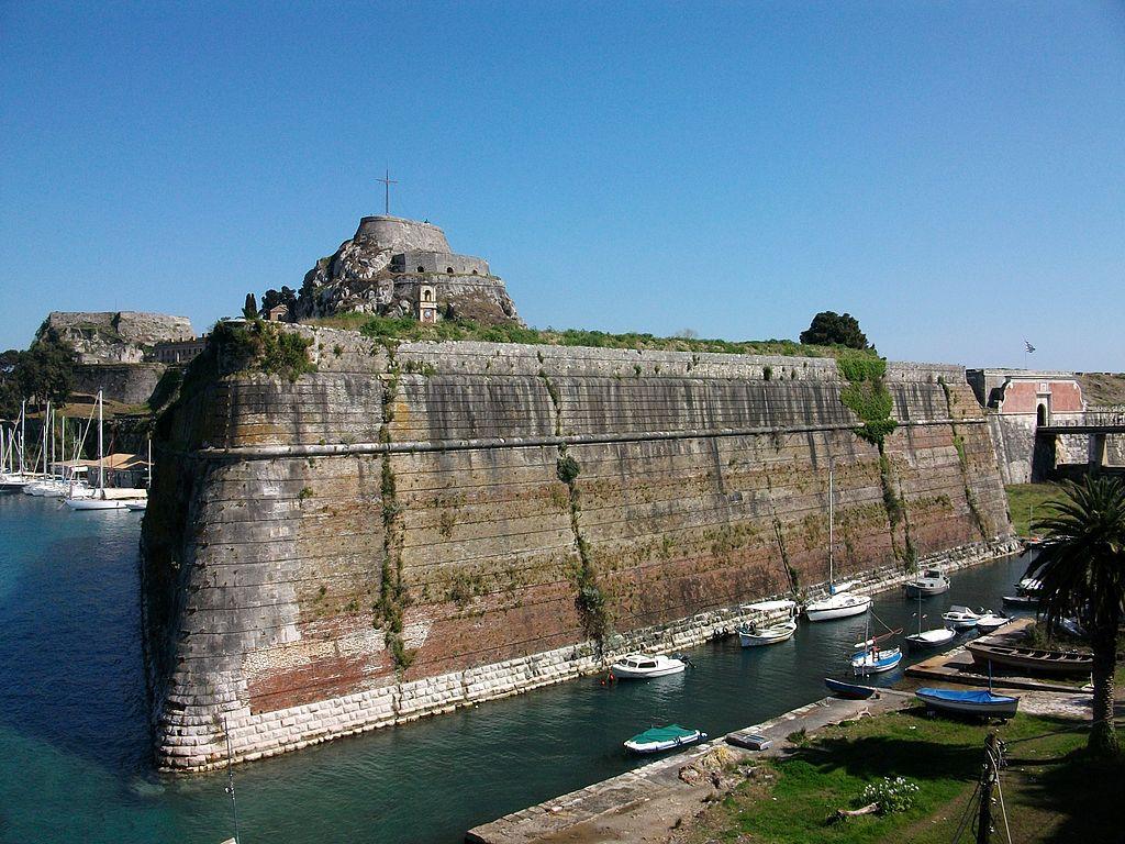 Το Παλαιό Φρούριο (6) Κέρκυρα | corfugreece.gr
