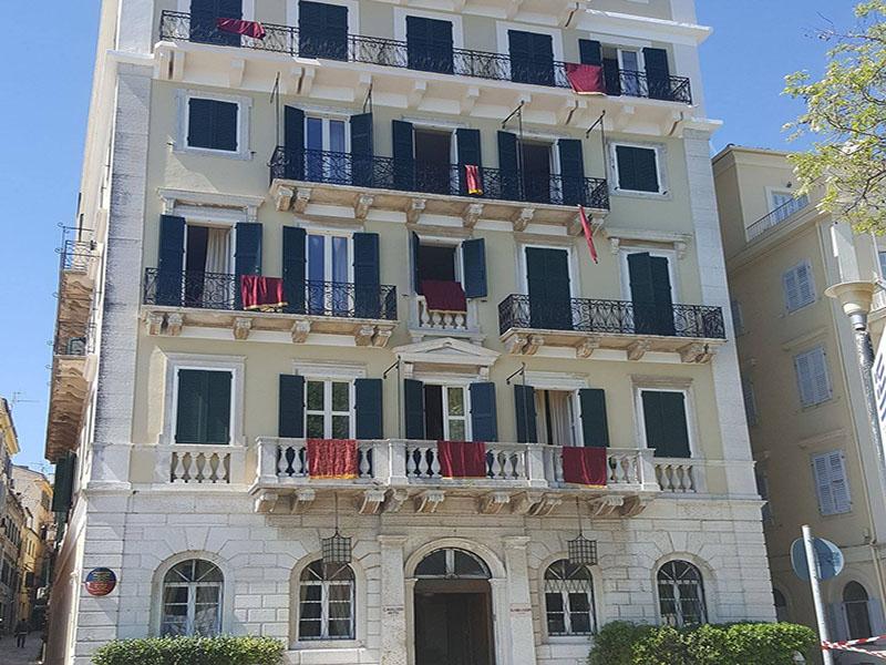 Cavalieri Roof Garden Κέρκυρα | corfugreece.gr