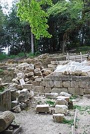 Temple of Hera Corfu- Κέρκυρα   corfugreece.gr