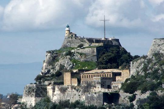 Το Παλαιό Φρούριο Κέρκυρα   corfugreece.gr