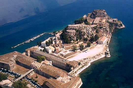 Το Παλαιό Φρούριο (4) Κέρκυρα | corfugreece.gr