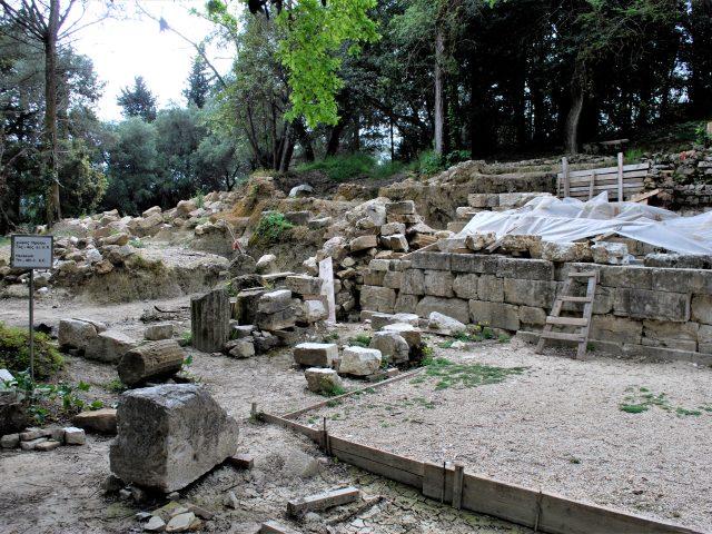 Ναός της Ήρας (Κέρκυρα)